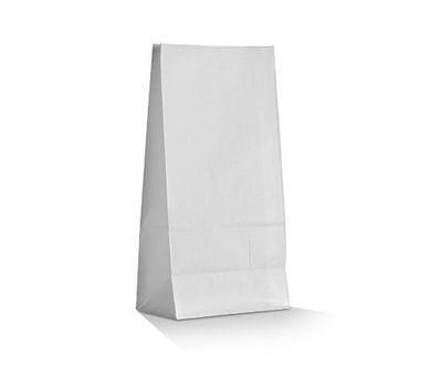 Medium SOS White Bag