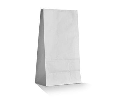 Medium Plus SOS White Bag