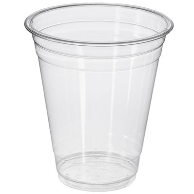 12oz CLEAR PET COLD DRINK CUP 340ml
