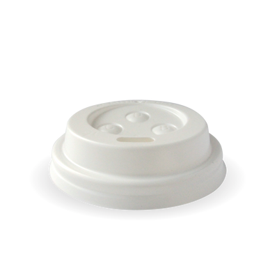 4oz/63mm PS White Sipper Lid