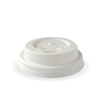 4oz Plastic Sipper Lid white 62mm