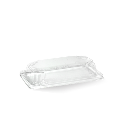 Small BioCane Sushi Tray PLA Lid
