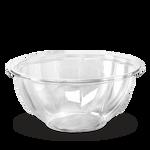 1,080ml/32oz Clear Salad BioBowl