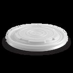 430-950ml/12-32oz BioBowl PLA White Lid
