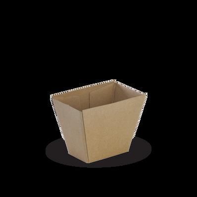 70x45x90mm Kraft Chip Cup