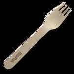 16cm Wood Fork