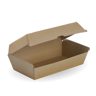 Large Kraft Snack Box