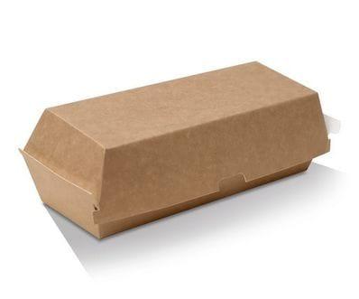 Kraft Board Hot Dog Box