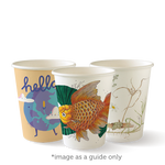 280ml/8oz(80mm) Art Series Single Wall Biocup