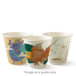 280ml/8oz(90mm) Art Series Single Wall Biocup