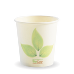 120ml/4oz Leaf Single Wall Biocup