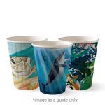 255ml/8oz(80mm) Art Series Double Wall Biocup
