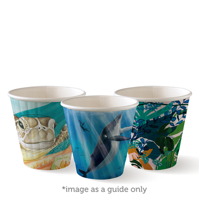 295ml/8oz(90mm) Art Series Double Wall Biocup