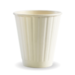 295ml/8oz(90mm) White Double Wall Biocup