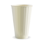 460ml/16oz(90mm) White Double Wall Biocup