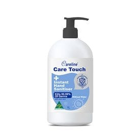 Careline Care Touch Instant Hand Sanitiser 1Ltr