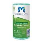 Heavy Duty Anti-Bacterial Green Wipes