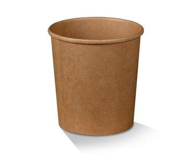 32oz Brown Kraft Bowl