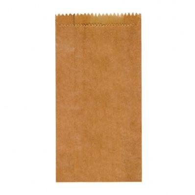 175x102x51mm Brown Kraft satchel bag