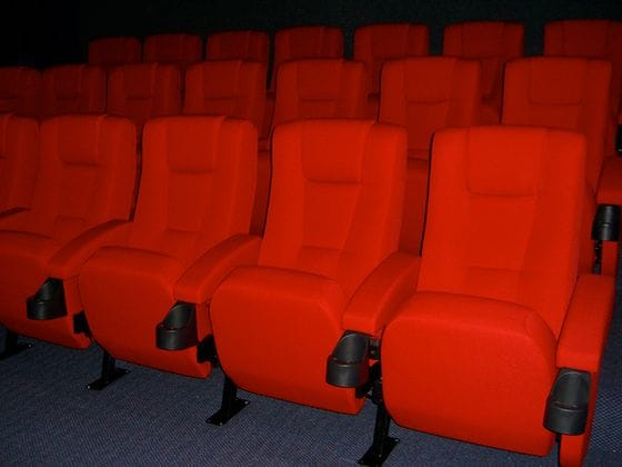 Cinema Fitout
