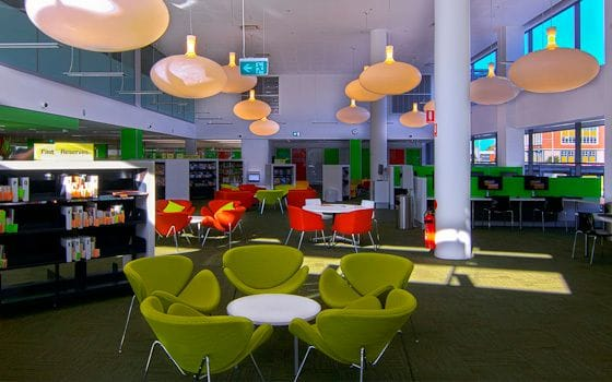 North Ryde Library
