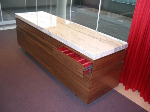 Joinery units