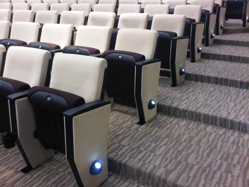 Premiere Auditorium and Cinema Seating