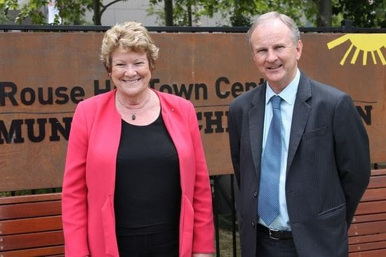 NEW HOSPITAL FOR ROUSE HILL