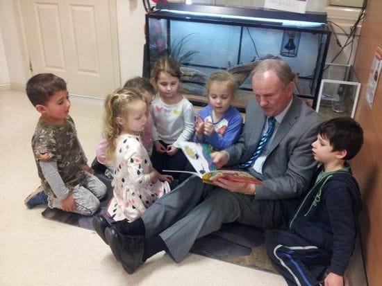 $24 MILLION FOR PRESCHOOL EDUCATION IN LONG DAY CARE CENTRES