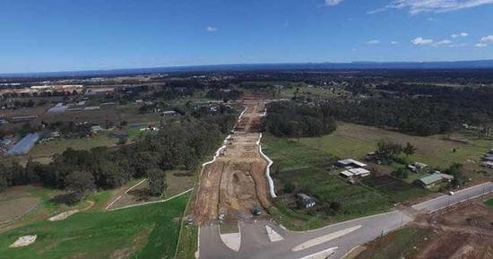 SCHOFIELDS ROAD UPGRADE PUSHING AHEAD