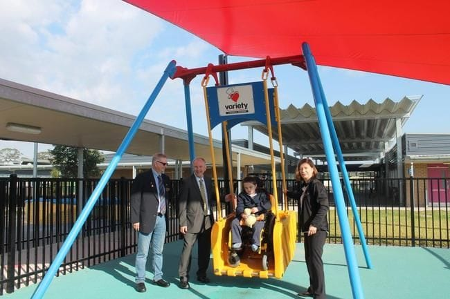 NSW GOVERNMENT GRANT AND ROTARY CLUB OF THE PONDS UNITE TO SUPPORT THE PONDS SCHOOL STUDENTS