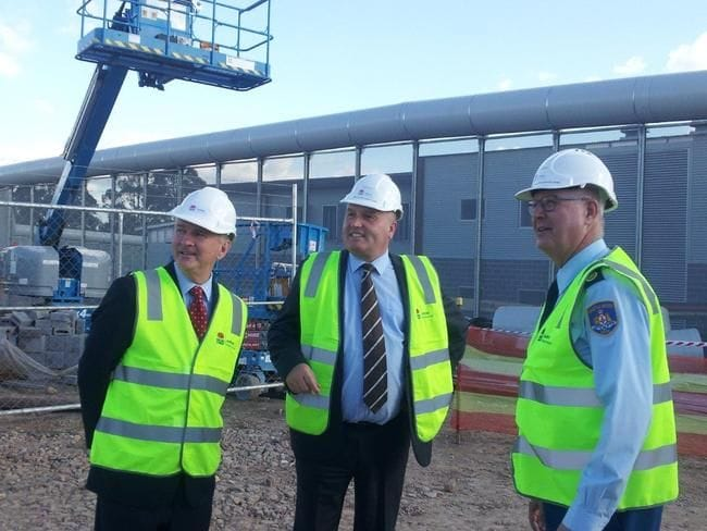 PARKLEA CORRECTIONAL CENTRE EXPANSION ON TRACK