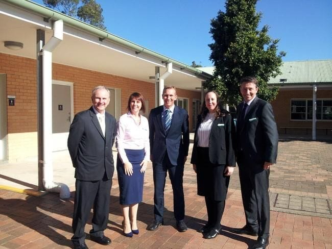 $800,000 FOR NEW JUNIOR SCHOOL CLASSROOM BLOCK AT NORWEST CHRISTIAN COLLEGE