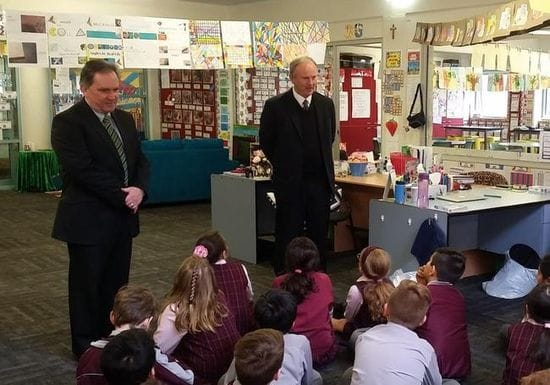 $30,000 BEFORE AND AFTER SCHOOL CARE GRANT FOR MARY IMMACULATE PRIMARY SCHOOL