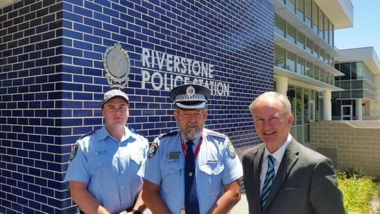NEW POLICE OFFICERS FOR QUAKERS HILL AND MT DRUITT LOCAL AREA COMMANDS