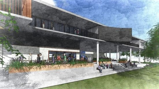RIVERSTONE HIGH SCHOOL TO BENEFIT FROM MAJOR UPGRADE