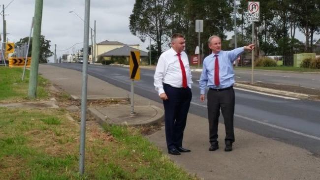 HAMBLEDON ROAD UPGRADE HAS STARTED