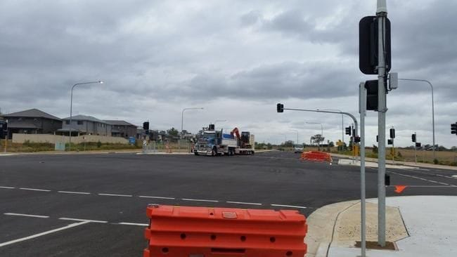 WORK PROGRESSES ON SCHOFIELDS ROAD UPGRADE