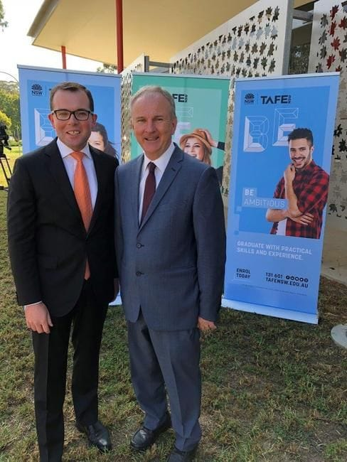 TAFE NSW RECRUITS ADDITIONAL FRONTLINE TEACHERS IN WESTERN SYDNEY