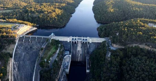 CONOLLY SUPPORTS RAISING THE WARRAGAMBA DAM WALL