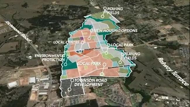 "HAVE YOUR SAY - ""WEST SCHOFIELDS"" PRECINCT"