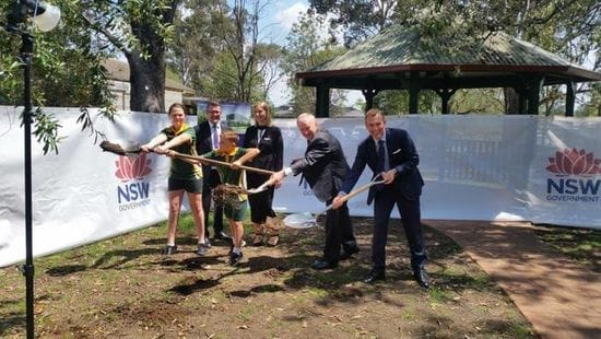FIRST SOD TURNED ON SCHOFIELDS PUBLIC SCHOOL REDEVELOPMENT