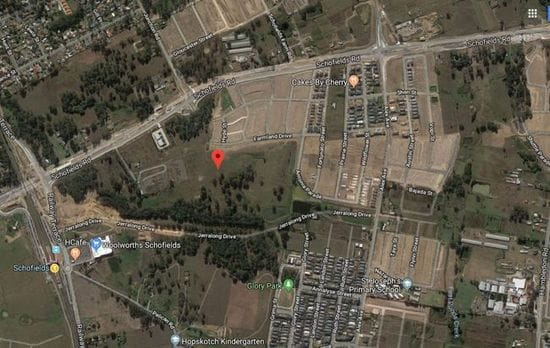 SITE IDENTIFIED FOR NEW PRIMARY SCHOOL IN SCHOFIELDS