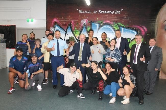 NEW MUSICAL PROGRAM LAUNCHED FOR BLACKTOWN YOUTH