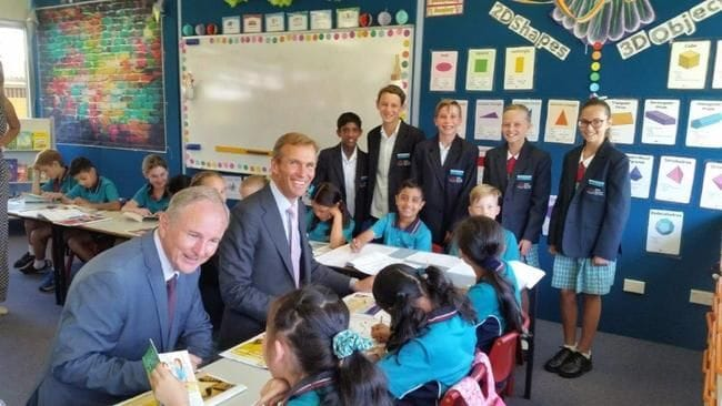JOHN PALMER PUBLIC SCHOOL UPGRADE ANNOUNCED