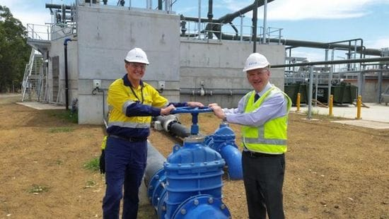 UPGRADING INFRASTRUCTURE FOR THE GROWING NORTH WEST SYDNEY REGION