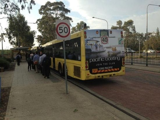 BUS ROUTE ADJUSTMENTS FROM 26 MAY TO SUPPORT SYDNEY METRO