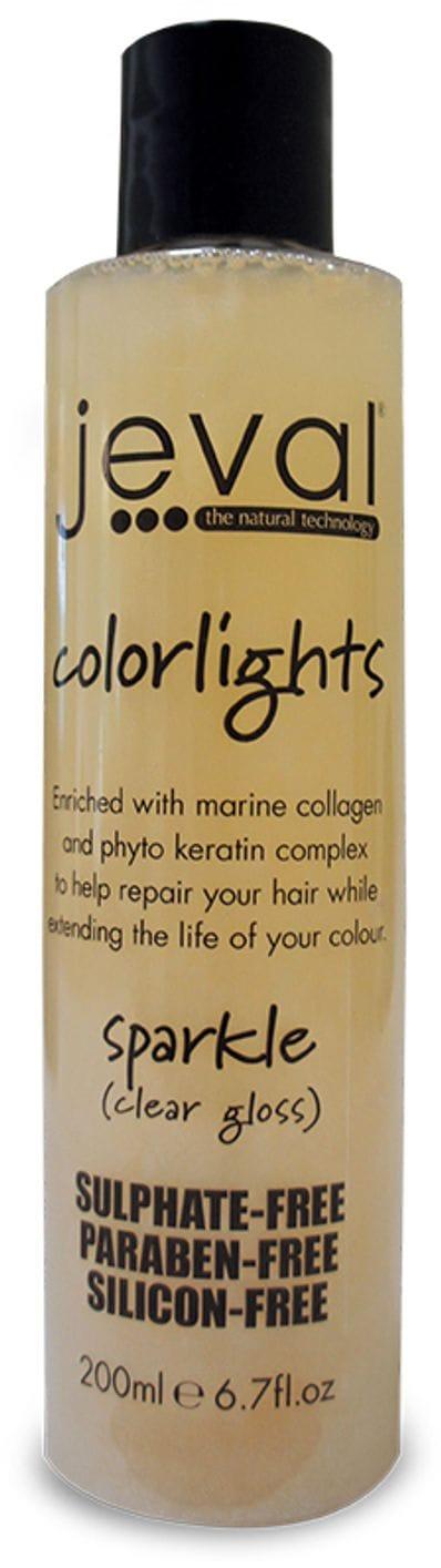 Jeval Colourlights Shampoo Sparkle 200ml