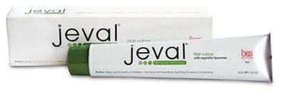 5.4 LIGHT COPPER BROWN JEVAL 100g