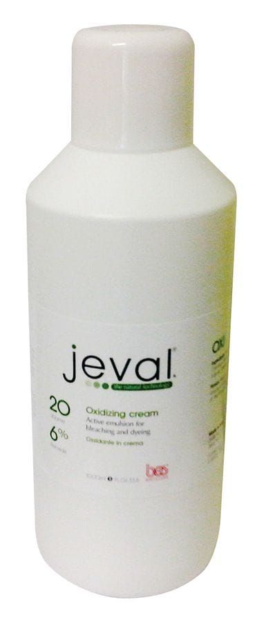 Jeval Oxidizing Cream 10 vol